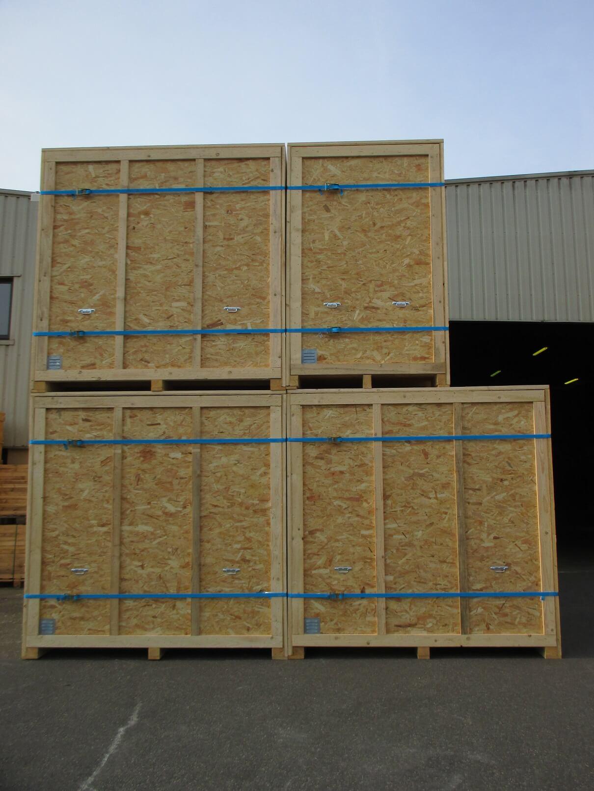 Caisse Garde-Meubles : Optimisez votre espace de stockage